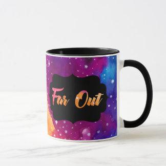 Far Out Cosmic Sky Mug