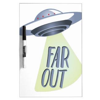 Far Out Dry-Erase Board