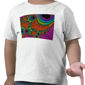 Far Out Fractal T Shirts