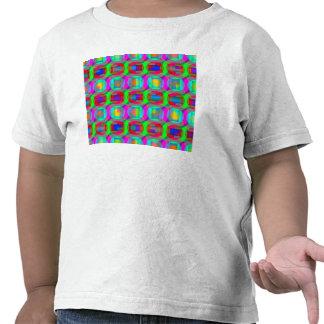 Far Out Geometric Tee Shirt