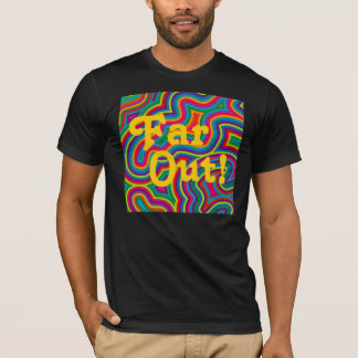 Far Out Groovy T-shirt