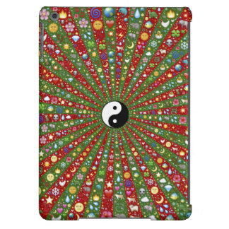 Far Out Hippie Yin Yang Case For iPad Air