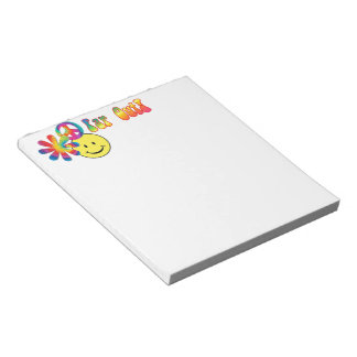 Far Out! Memo Note Pad