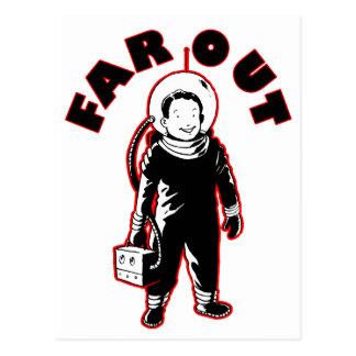 Far Out Postcard