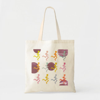 Far Out Runners Tote Bag