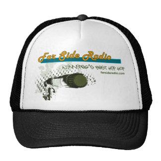 Far Side Radio Hat (Black)