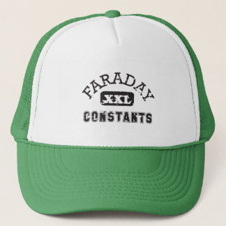 Faraday Constants Sports Team Trucker Hat