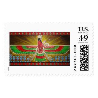 Faravahar Stamp