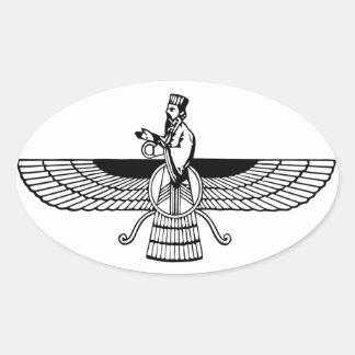 Faravahar Sticker