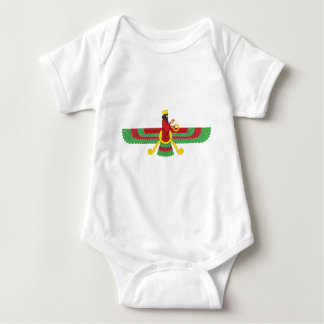 Faravahar Symbol Baby Bodysuit