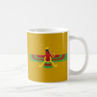 Faravahar Symbol Coffee Mug