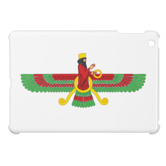 Faravahar Symbol iPad Mini Cover