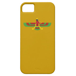 Faravahar Symbol iPhone SE/5/5s Case