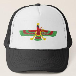 Faravahar Symbol Trucker Hat