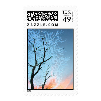 Faraway Moon Postage Stamps