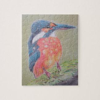 Farbenfroher Eisvogel Jigsaw Puzzle