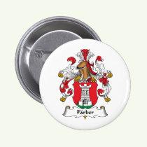 Farber Family Crest Button