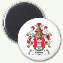 Farber Family Crest Magnet