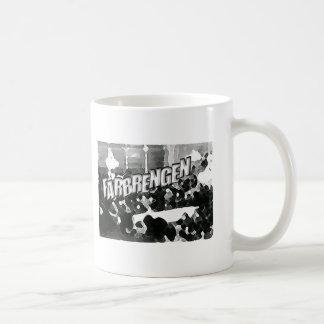 Farbrengen Classic White Coffee Mug