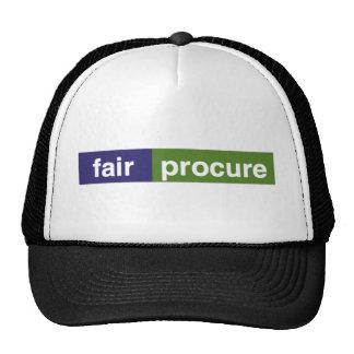 fare procure collection trucker hat