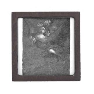 Farewell by Francisco Goya Jewelry Box