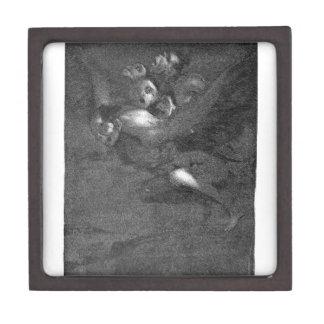 Farewell by Francisco Goya Keepsake Box