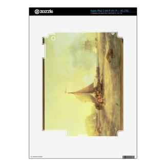 Farewell, Fair England, 1858 Decals For iPad 3