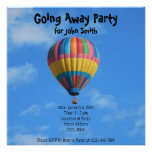 Farewell/Going Away Party Invitation