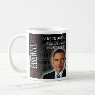 Farewell Obama Commemorative Mug