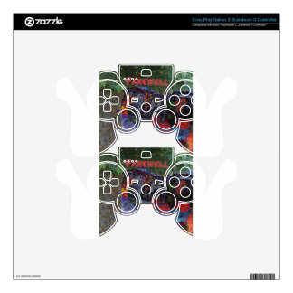 Farewell PS3 Controller Skins