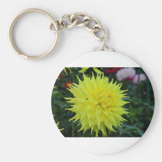 Farewell to Dreams Basic Round Button Keychain
