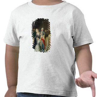 Farewell to Louis XVI by his Family T-shirt