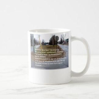 FAREWELL TO SNOW Photo Mug
