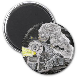 Farewell To Steam 2 Inch Round Magnet