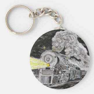 Farewell To Steam Basic Round Button Keychain