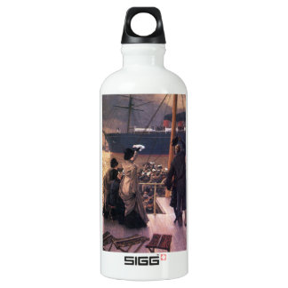 Farewell to the Mersey by James Tissot SIGG Traveler 0.6L Water Bottle