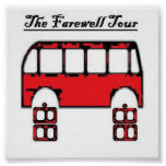 Farewell Tour Poster