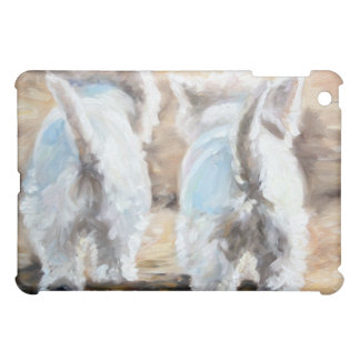 Farewell West Highland Terrier - Westie Ipad Cover