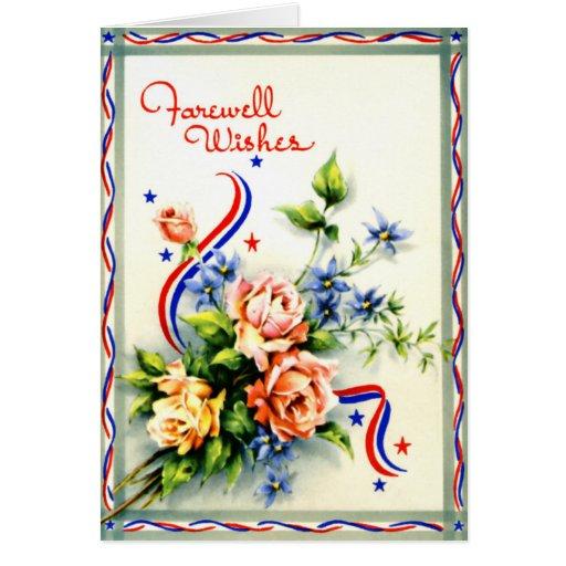 Farewell Card
