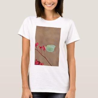 farfalla,natura,fiore,fiori,piante,ali,insetto,fot T-Shirt