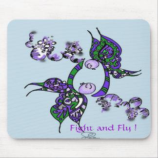 FarFalla's for Fibro  Fight and Fly ! MousePad