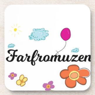 FarFrom Usen Logo Coaster