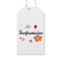 FarFrom Usen Logo Gift Tags