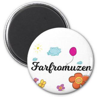 FarFrom Usen Logo Magnet