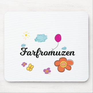 FarFrom Usen Logo Mouse Pad