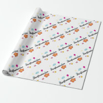 FarFrom Usen Logo Wrapping Paper