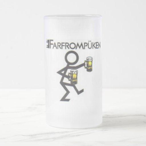 farfrompüken taza cristal mate