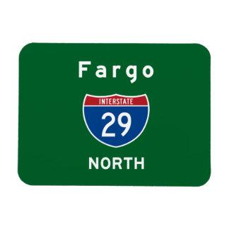 Fargo 29 imanes rectangulares