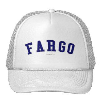 Fargo Gorra