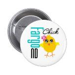 Fargo ND Chick Button